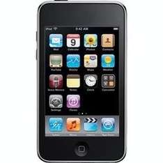 Apple iPod touch 2nd Gen 8GB 31,25 €