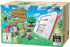 Lokal Telepoint Oldenburg(Wechloy) Nintendo 2DS weiß-rot + Animal Crossing 95€