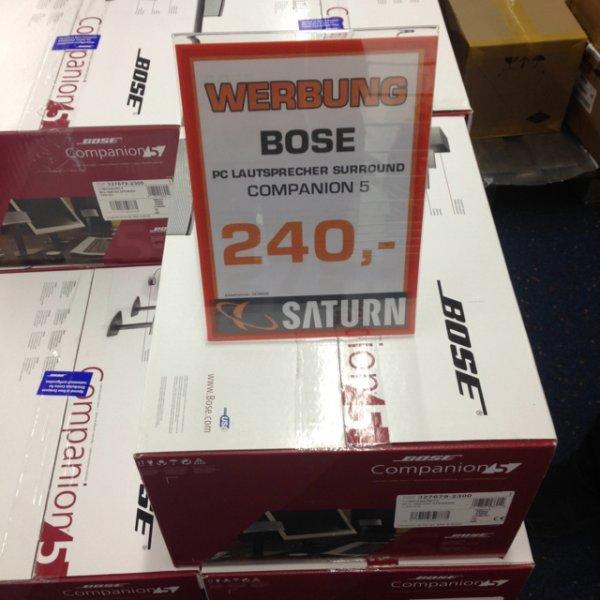 Bose Companion 5 Saturn Bochum