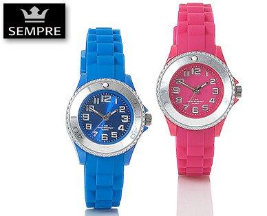 [ALDI SÜD Bundesweit] SEMPRE Mini Colour Watch für 2,29€ (Angebot)