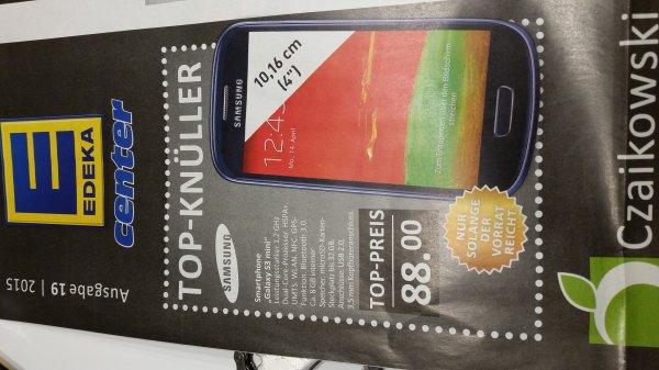 [Lokal Duisburg, Krefeld, Mülheim] Galaxy S3 Mini für 88 Euro bei Edeka
