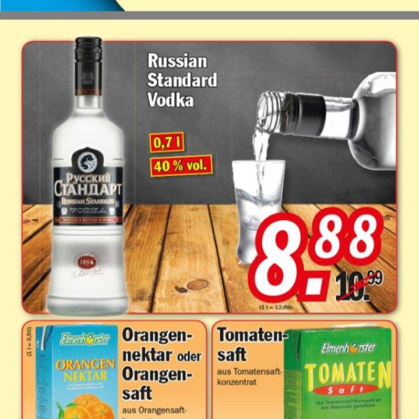[Lokal Walsrode] Russian Standard 0,7 L
