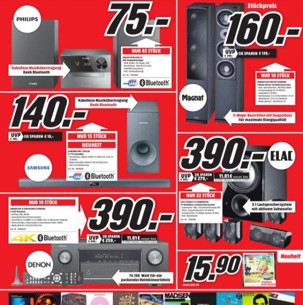 Magnat Vector 207 schwarz