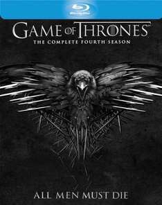 [Lokal MM Frankfurt-NWZ] Game of Thrones 4.Staffel Blu ray