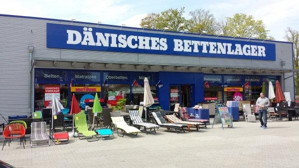 [LOKAL Geesthacht] Dänisches Bettenlager etwa 16% auf alles (auch auf reduzierte Ware!)