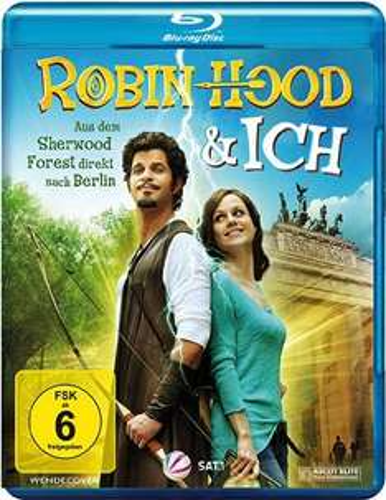 "[Amazon] Blu-Ray ""Robin Hood und ich"" ab 4,97€"