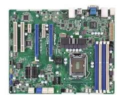 ASRock Mainboard E3C224 Sockel 1150 -  WHD Amazon Frankreich