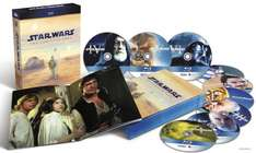 (Müller) Star Wars – The Complete Saga I-VI [Blu-ray] für € 58,50