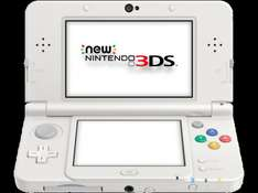 Nintendo New 3DS White für 135,99€