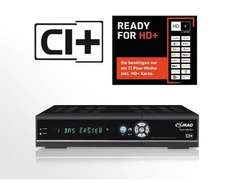 COMAG TWIN HD/CI+ HD-Twin-Tuner Sat Receiver für 104€ @ AllYouneed