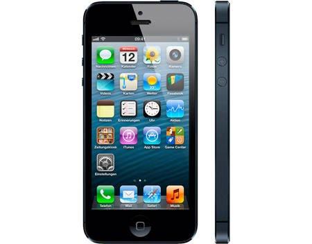 Apple iPhone 5 16GB schwarz oder weiss als B-Ware nur 224,- Euro inkl. Versand