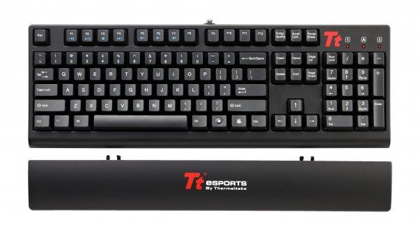 Tt eSPORTS MEKA G1 schwarz (mechanische (Cherry MX Black) Gaming-Tastatur) @ ZackZack