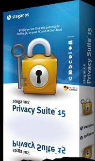 Free Steganos Privacy Suite 15 (100% discount)