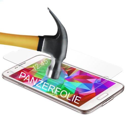 [WIEDER VERFÜGBAR] Günstige Panzerfolie / Schutzfolie aus Deutschland für iPhone 5 / 6 / 6 Plus | Samsung Galaxy S5 S4 @miti24.de (ebay)