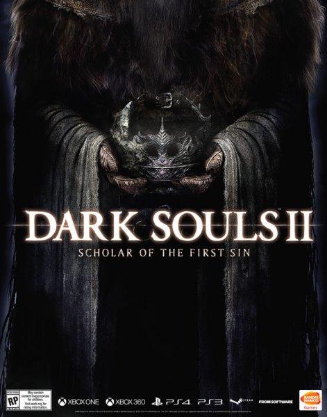 [Amazon - Prime] Dark Souls II: Scholar of the First Sin für PS3 & Xbox360