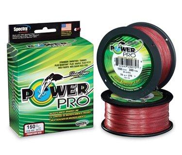 Angelschnur Power Pro rot von Shimano für 0,08 € pro Meter (0,15mm und 0,19mm) @Zesox