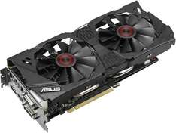 [Syswork] ASUS GTX970 DC2OC-4GD5 4GB GDDR5, 256bit | 2x DVI, HDMI, DP | PCIe 3.0 | ab 650W