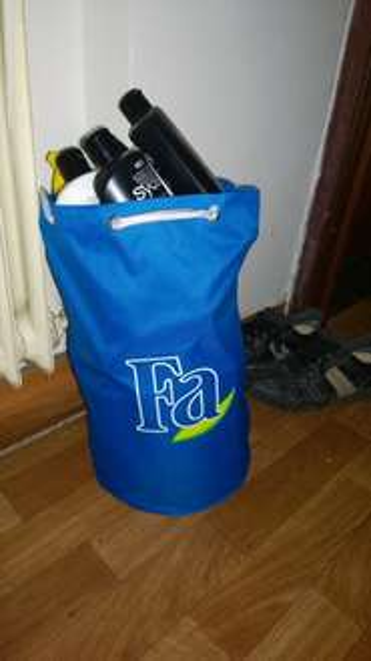 Real Bundesweit 14 Fa Deo-Sprays für 5,43€ + Fa-Tasche durch Beauty-Sparcard