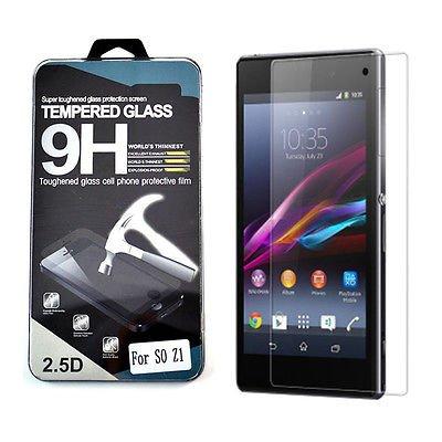 Panzerglas 9H für das Sony Xperia Z1 und diverse Smartphones