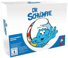 Die Schlümpfe - Collector's Edition - (43 DVDs) ab 61€ @Saturn.de