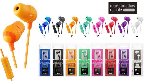 JVC In-Ear-Kopfhörer+Fernbedienung, Mic @ebay für 13,99€ vers. Farben, PVG= ab 19,92 € (-30% )