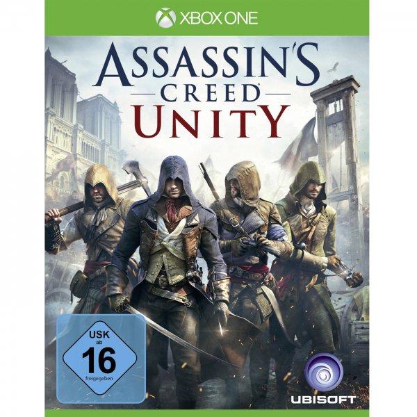 [XBOX ONE] Assassins Creed Unity für 16,99€ @Notebooksbilliger.de
