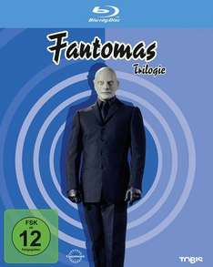 Fantomas Trilogie (Blu-ray) für 16,49€ @Media Dealer