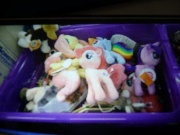 (Lokal) Toys R Us Aschaffenburg – Diverse My Little Ponys 20cm für 8€