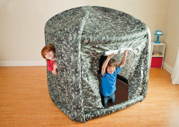 [Amazon-Prime]Intex 48620NP - Camouflage Playhouse  Spielzelt