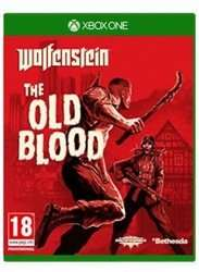 Wolfenstein The Old Blood UNCUT (Xbox One) [Kein Download]