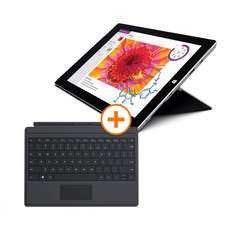 [Notebooksbilliger] Surface Pro 3 Preise gesenkt - z.B. Surface Pro 3 i5 128GB inkl Type Cover 3 ab 764,09€