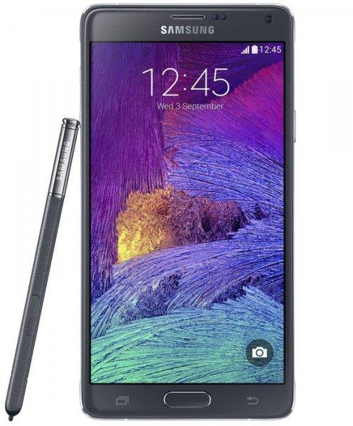 [Orange Store] Samsung Galaxy Note 4 N910C schwarz,32 GBfür 558€