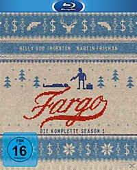 (MediaMarkt Mainz) Fargo - Season 1 auf Blu-Ray für 26€