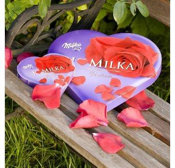 [BUNDESWEIT] Übersicht aller Angebotspreise für Milka Schokoherzen & Schokolade