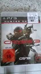 Crysis 3 Hunter Edition PS3 (evtl. Nur lokal)