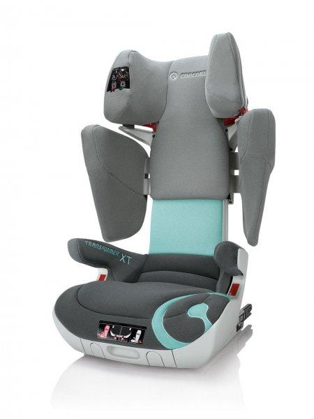 Concord Transformer XT Grey Kindersitz Isofix @ ATU