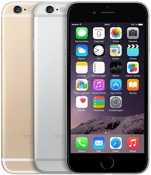 logitel.de via eBay Inserat: Apple iPhone 6 64 GB + MagentaMobil S