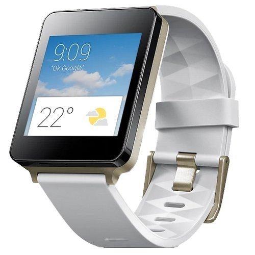 LG Watch in weiß