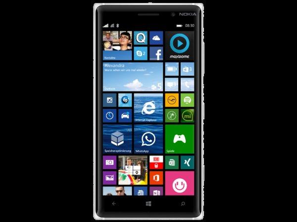 Lumia 830 @ Saturn LateNight