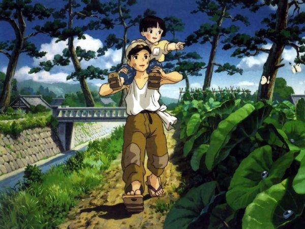 Anime: Die letzten Glühwürmchen (Studio Ghibli) in der arte Mediathek