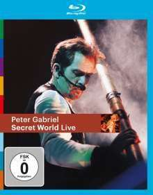 [Blu-ray] Peter Gabriel: Secret World: Live 1994 @ JPC