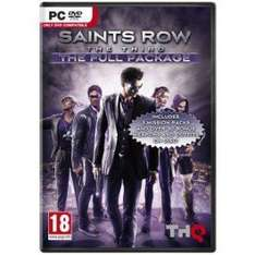 [Steam] Saints Row The Third: The Full Package PC für 2.80 € @ CDKeys