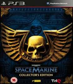 (UK) Warhammer 40,000: Space Marine Collectors Edition PS3 für €16.45 @ ZAvvi