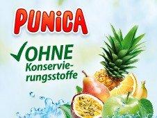 EDEKA-Punica-Bonusprogramm! Punica für 50€ kaufen - 10€ Einkaufsgutschein bekommen (mehrere Kassenbons kombinierbar)