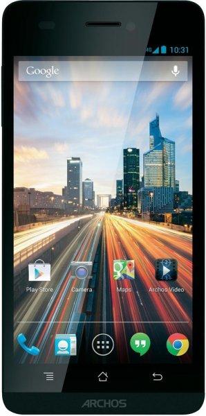 [Digitalo & Voelkner] Archos 50 Helium LTE (5'' HD IPS, 1,2GHz Quadcore Snapdragon 400, 1GB RAM) für 121,80€