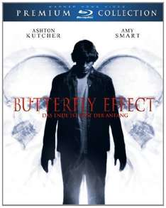 [Blu-ray] Butterfly Effect – Premium Collection @ Amazon-Prime (alternativ Saturn)