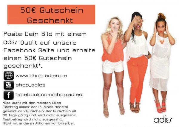 adies Fashionshop Duisburg 20% auf alles  LOKAL