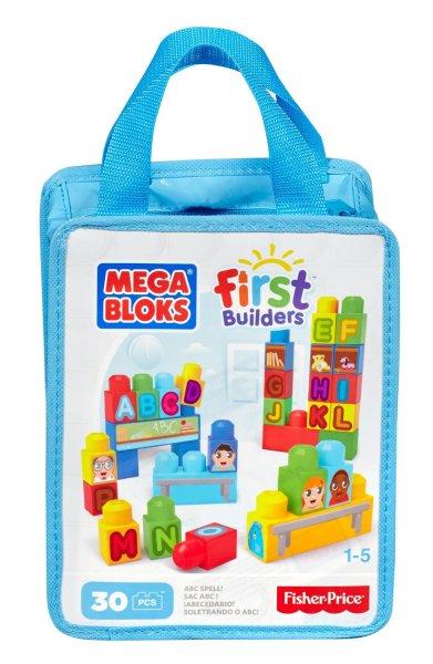 [Amazon-Prime]Mattel Thementasche - Bauen und Buchstabieren