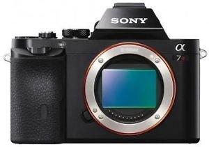 Sony Alpha a7R 36,4 MP Digital Kompakt Kamera Gehäuse Schwarz, 1529,- EUR @ ebay