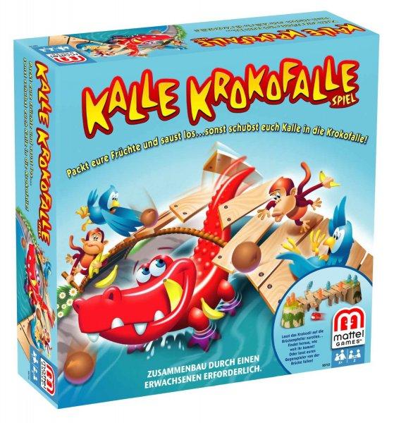 Mattel // Kalle Krokofalle für 7,97€ bei Amazon (Prime)